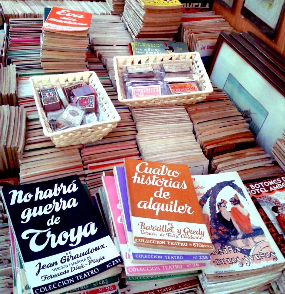 Feria del Libro Antiguo y de Ocasión de Sevilla – Francisco Huesa Andrade