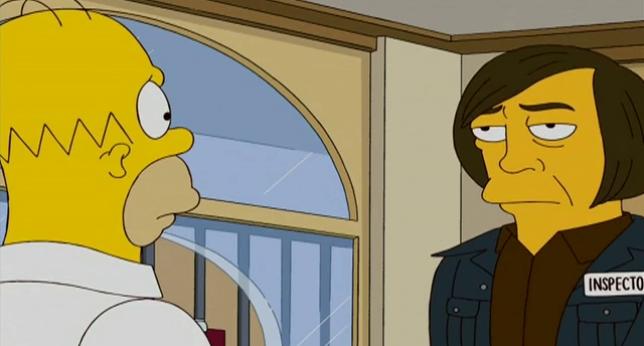 Los Simpsons: una odisea en el cine