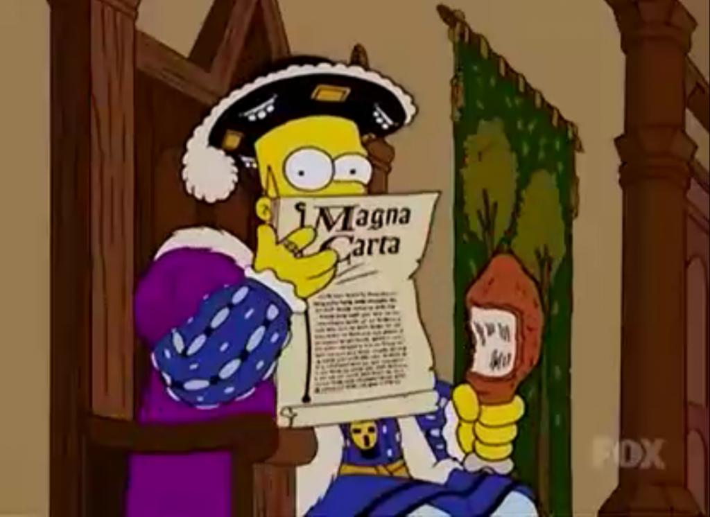 Los Simpsons y la Historia (I)